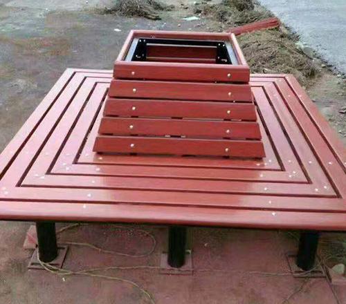 内蒙古公园座椅