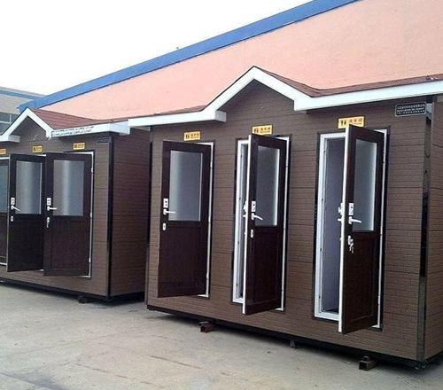 呼市移动厕所