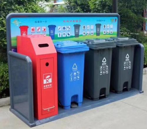 内蒙古分类垃圾箱