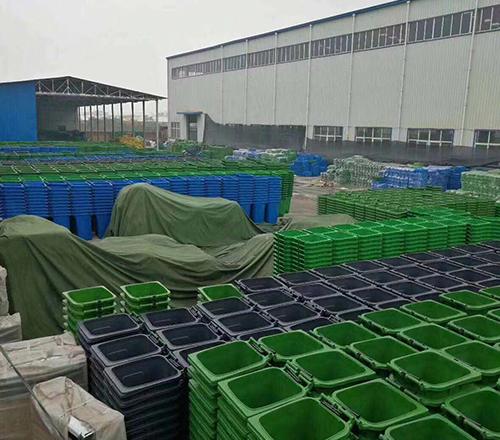 内蒙古垃圾清运桶