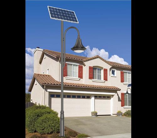 LED太阳能庭院灯