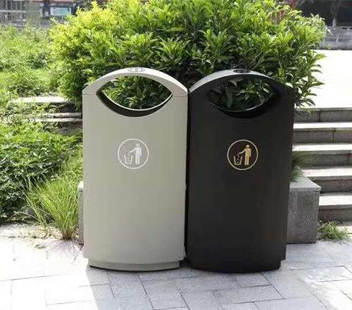 内蒙分类垃圾箱